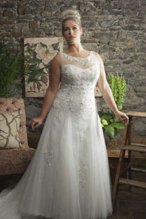 Used Lace Wedding Dresses Uk 114