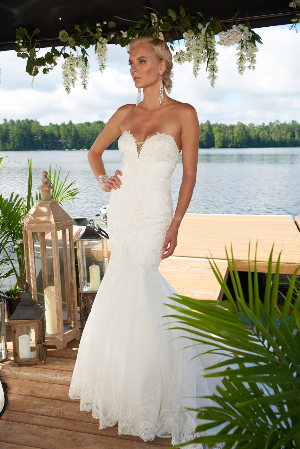 Fishtail And Mermaid Wedding Dresses